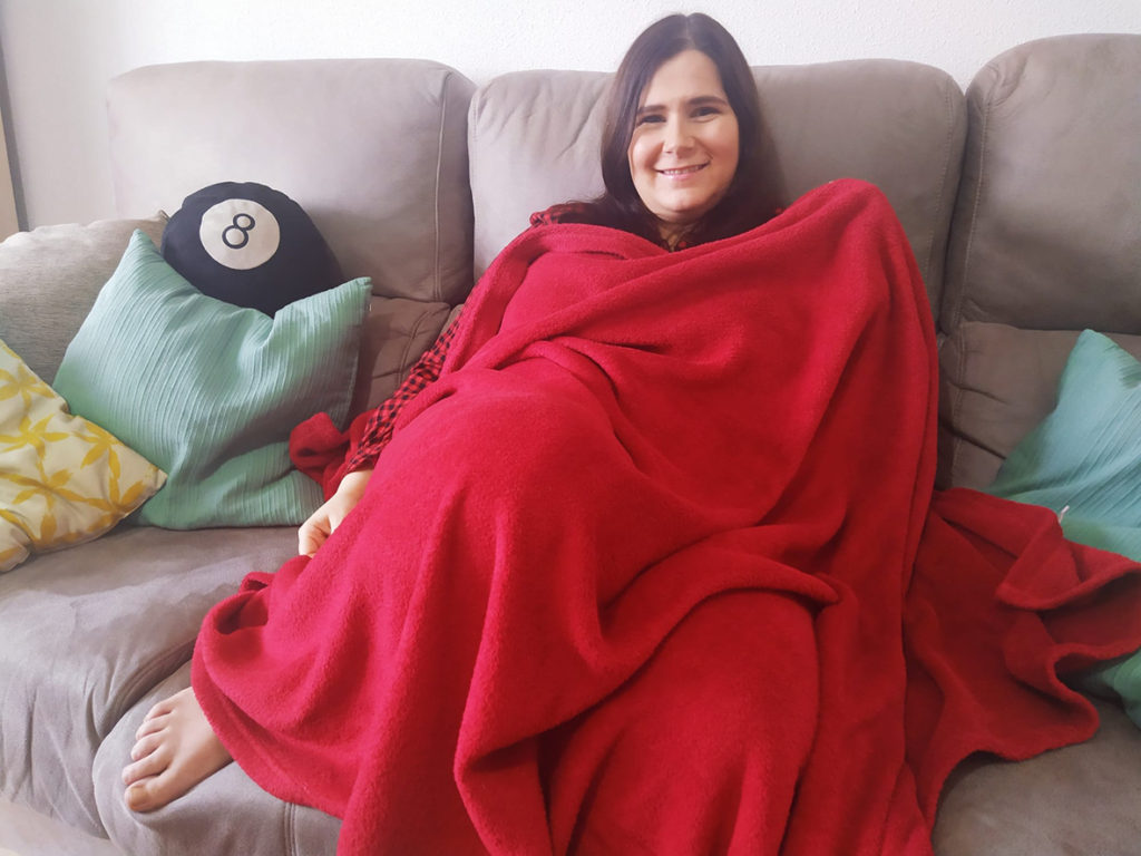 Paola Navazo para Enamódate del Centro Comercial El Tormes