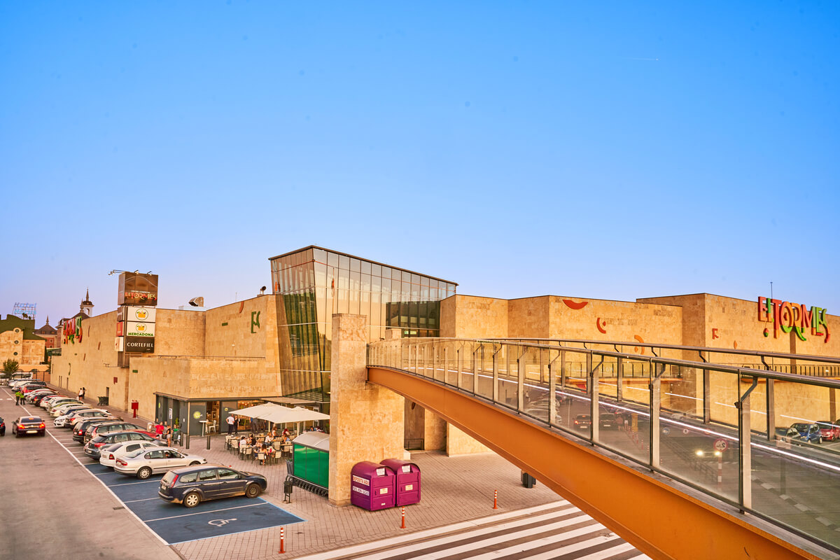 Centro Comercial El Tormes